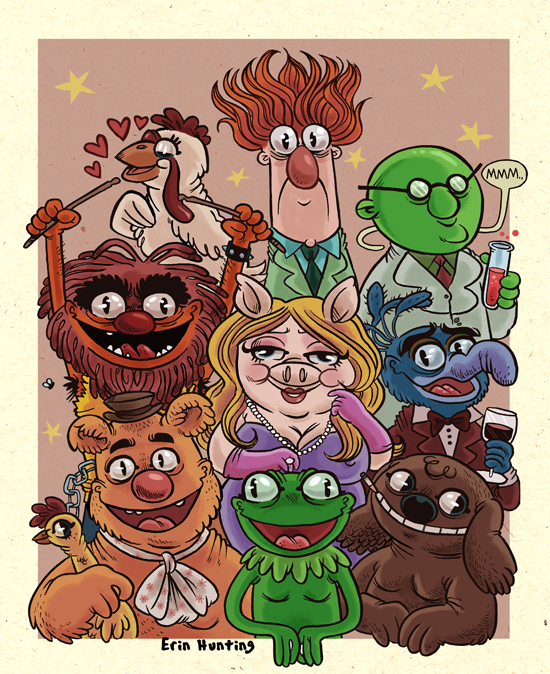The Muppets Sig