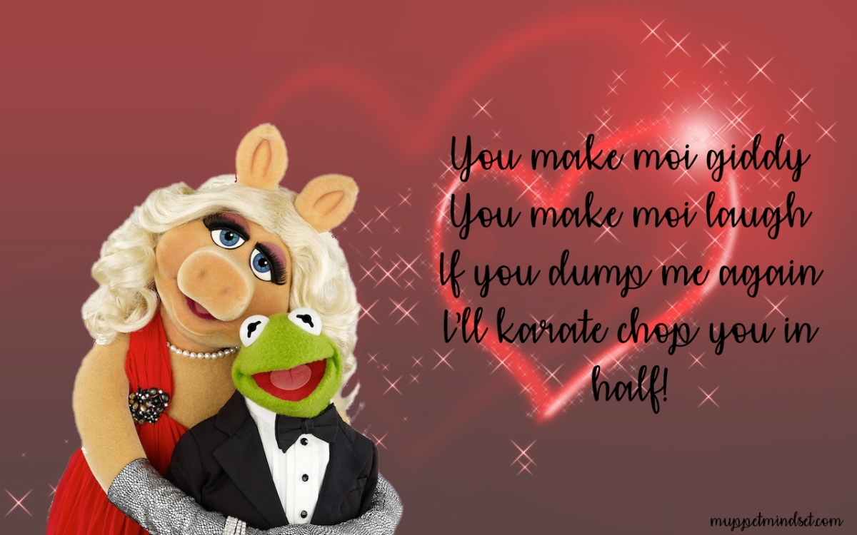Muppet Mindset's Valentine's Day Cards 2018!