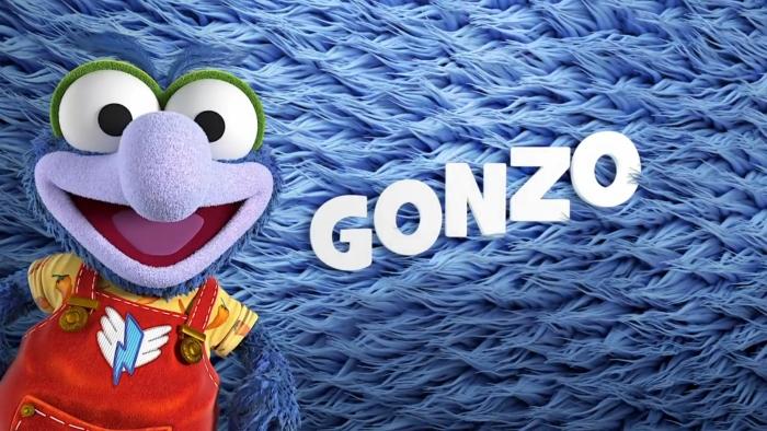 14 Gonzo