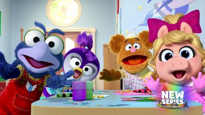 17 Muppet Babies