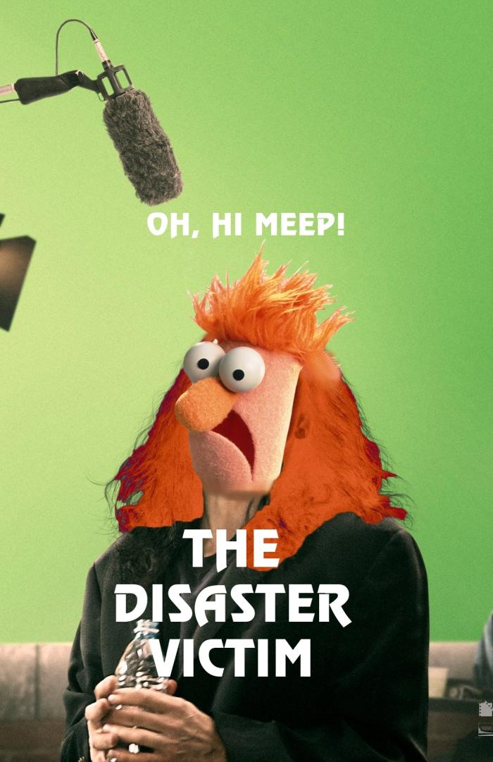DISASTER VICTIM