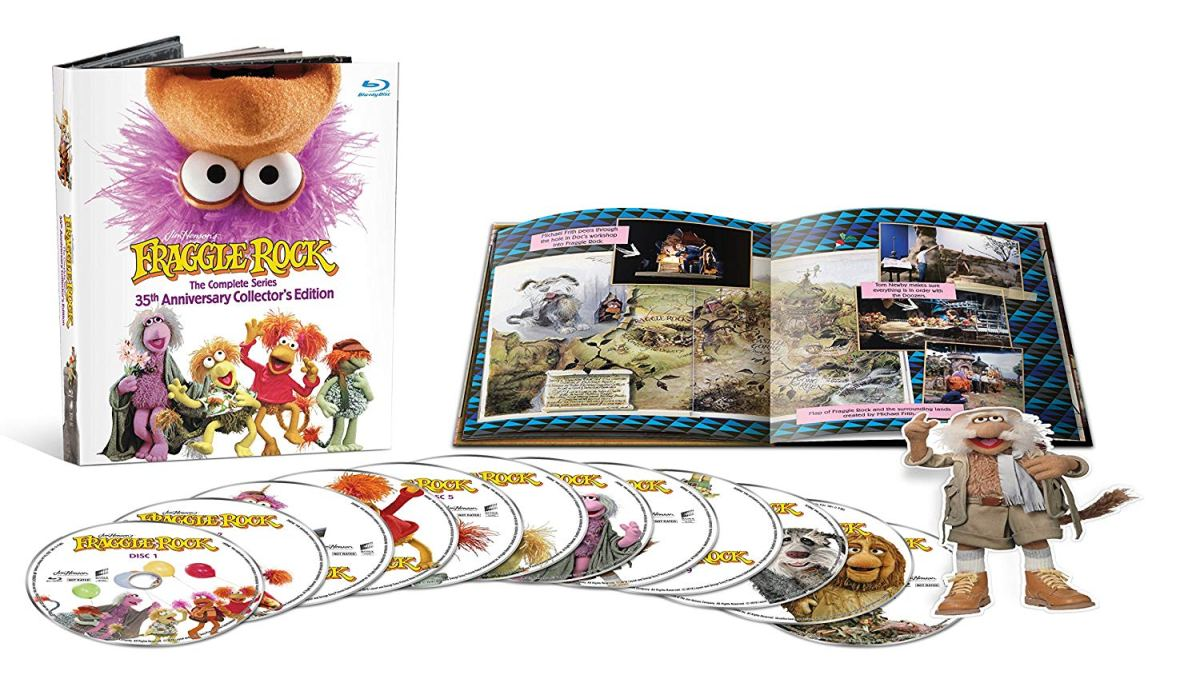 Pre-Order Fraggle Rock On Blu-Ray!