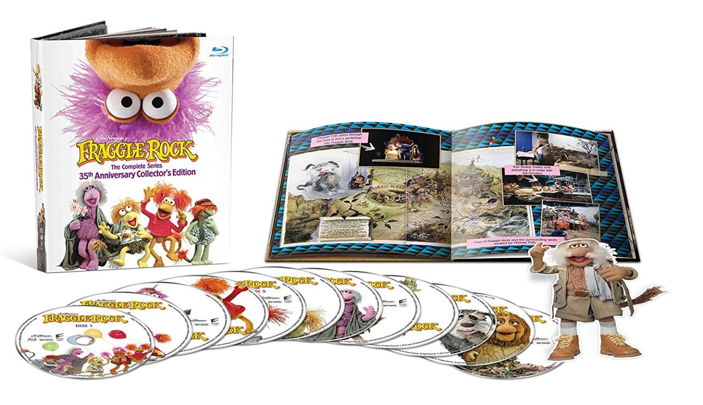 Fraggle bluray complete
