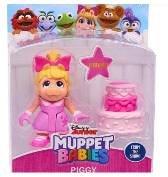 Muppet Babies - Action Figue - Piggy
