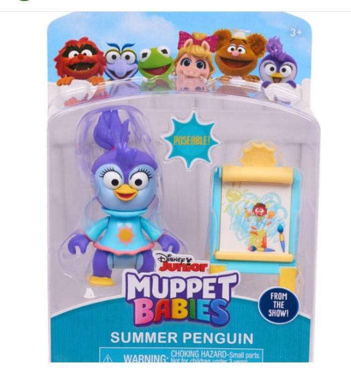 Muppet Babies - Action Figue - Summer Penguin