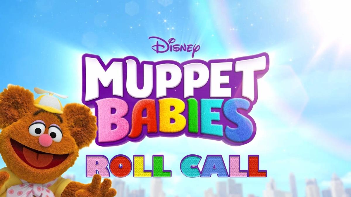 Muppet Babies Roll Call: Eric Bauza