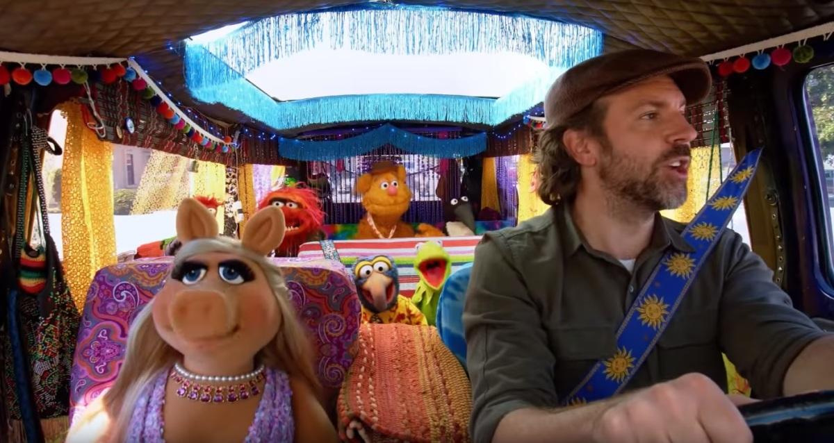 Carpooling With The Muppets