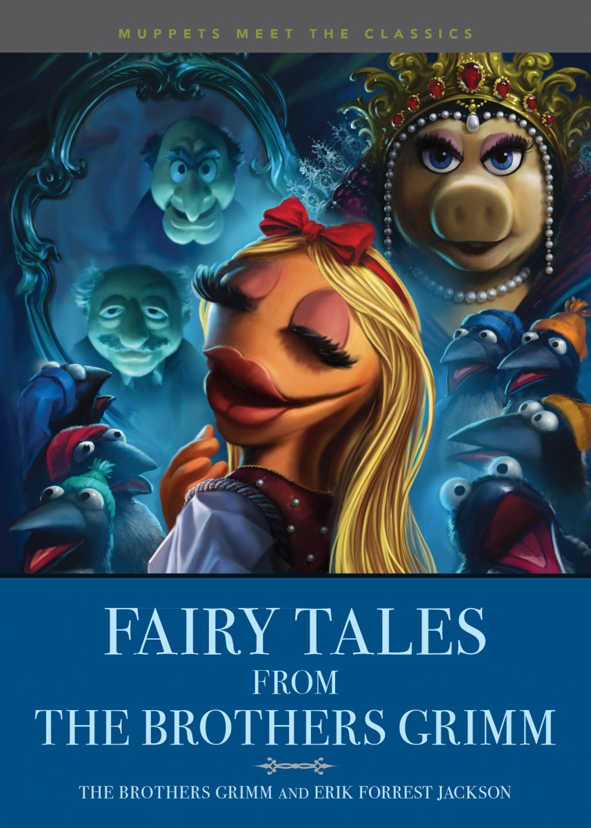Review: The Muppets Meet The Classics - Fairy Tales From The Brothers Grimm