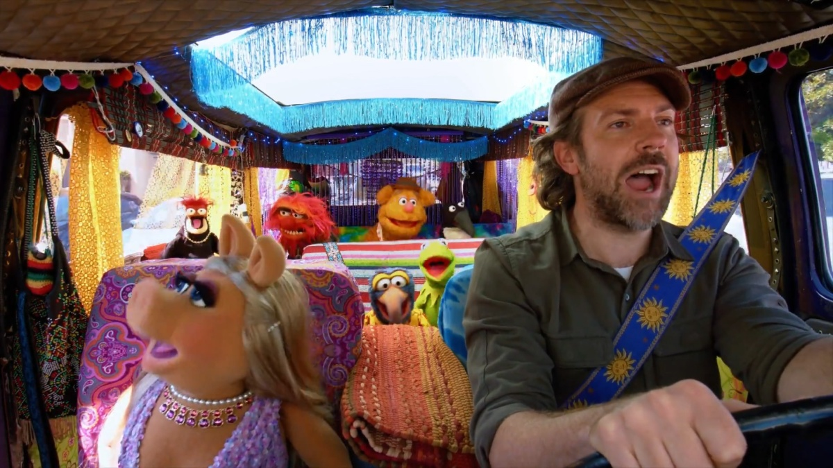 Review: The Muppets Carpool Karaoke