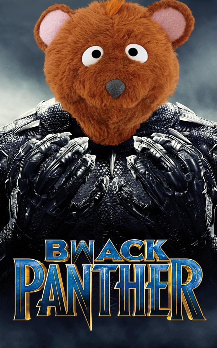 bwack panther