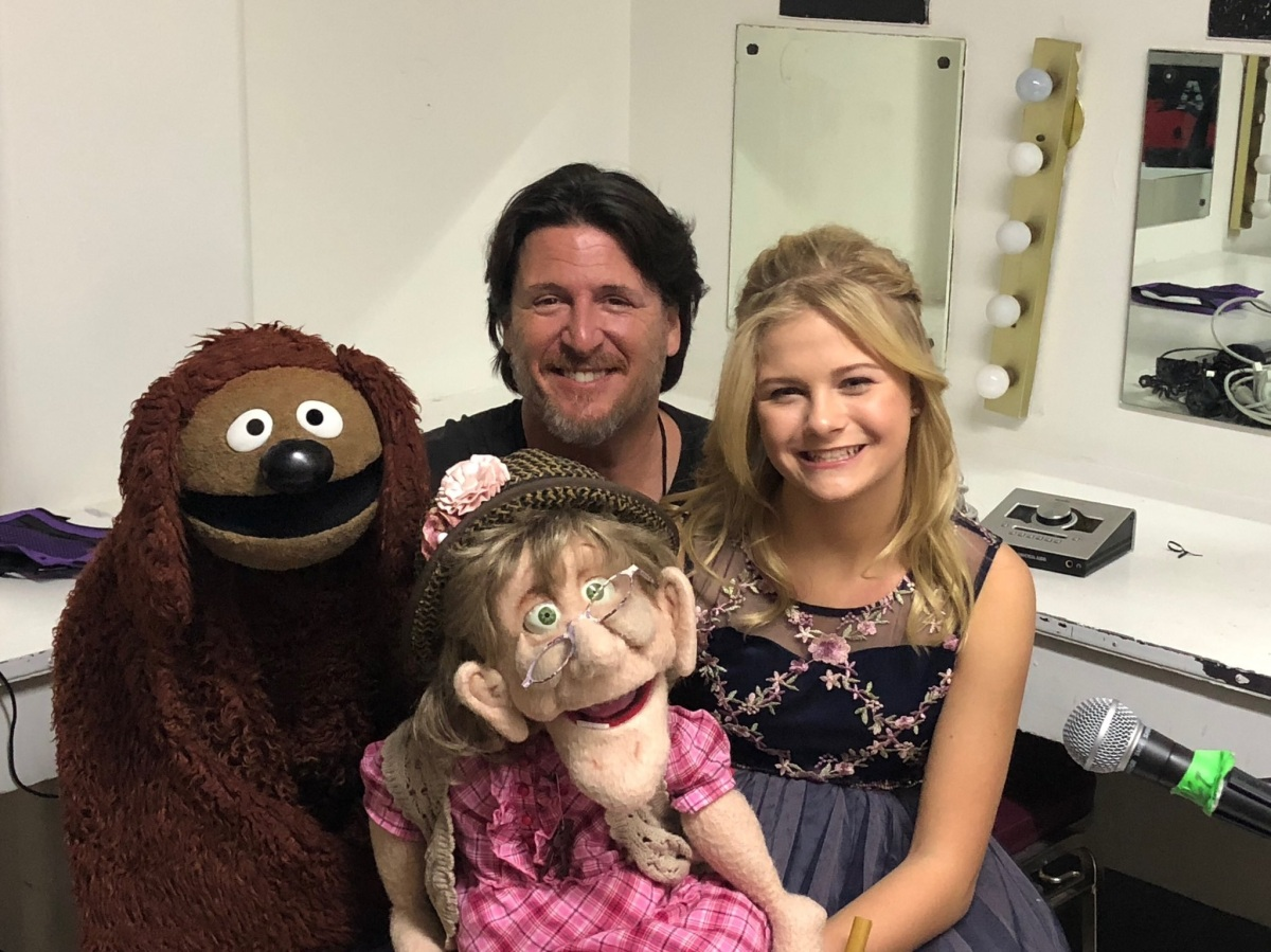 Rowlf Can't Smile Without Darci Lynne