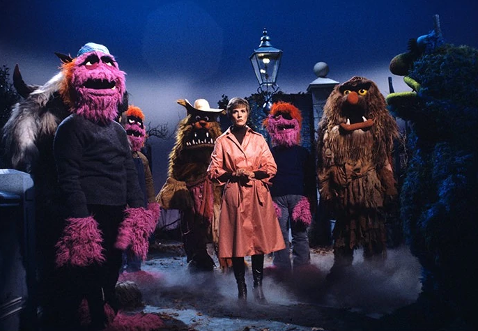 julie andrews muppet show
