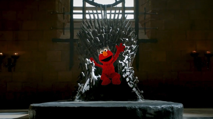 elmo game of thrones