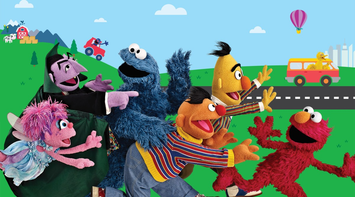Sesame Street's Road Trip