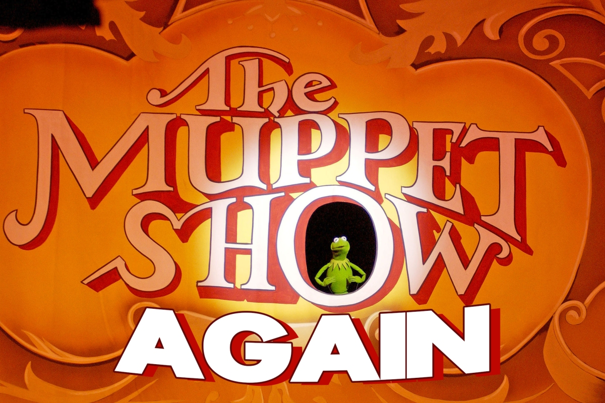 Breaking News: The Muppet Show Is Returning!