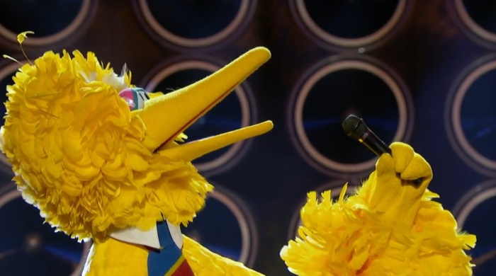 big bird lip sync