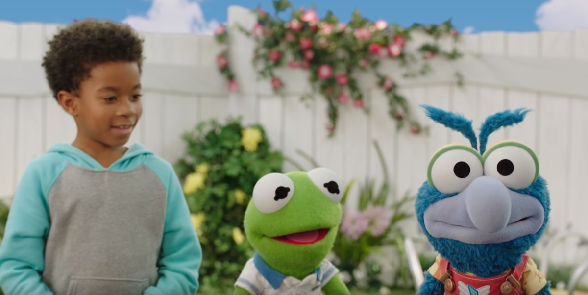 Muppet Babies Play Date: Gonzo Says