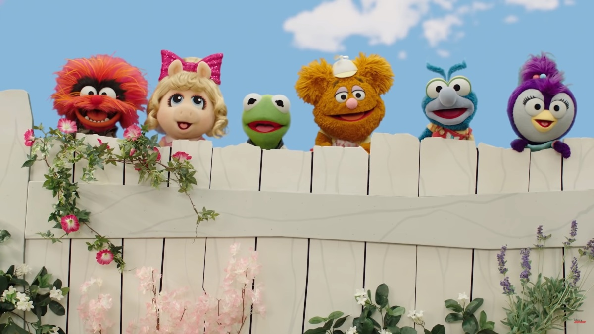 Muppet Babies Become Muppets!