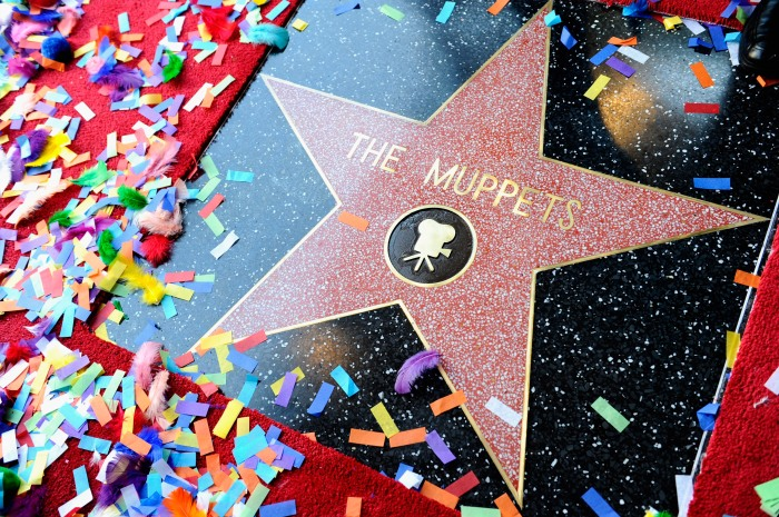 The Inimitable Muppets Honored With Star On The Hollywood Walk Of Fame