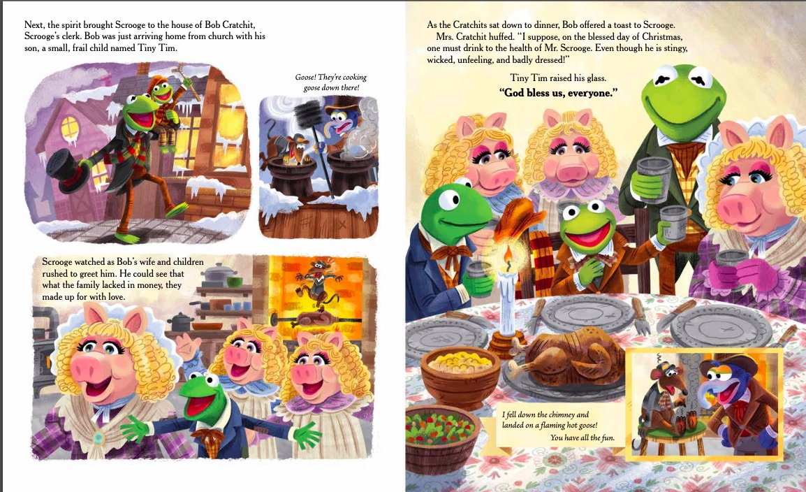 A-Muppet-Christmas-Carol_-The-Illustrated-Holiday-Classic-Interior-1