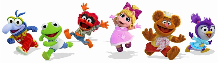 muppet babies group