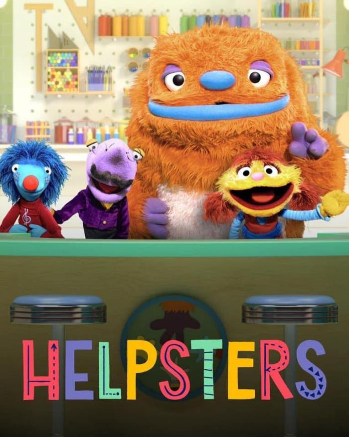 Helpsters-characters