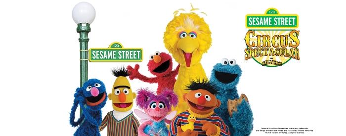 SesameStreetCircusSpectacular MAIN IMAGE