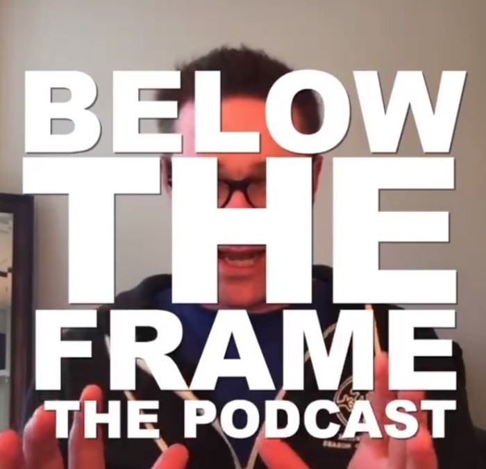 Below the frame podcast