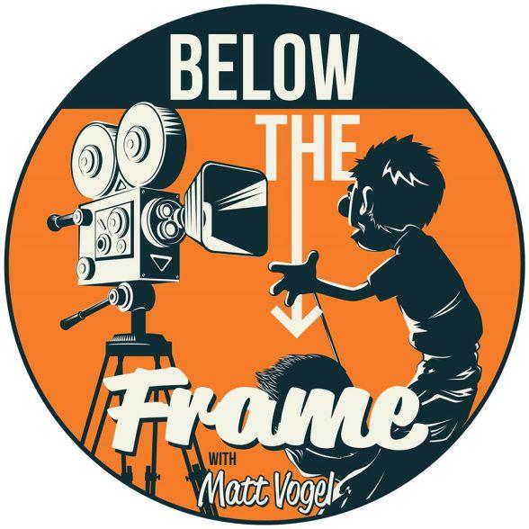 Below The Frame logo