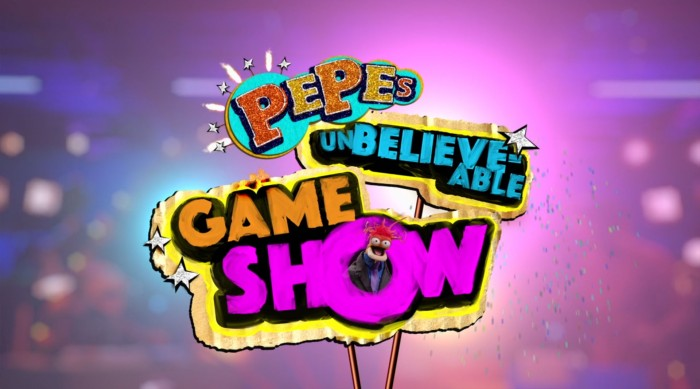pepe unbelieve-able game show